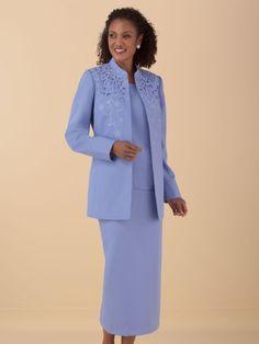 aa0651c77f10a M 3PC CUTWORK SUIT Three Piece Suit