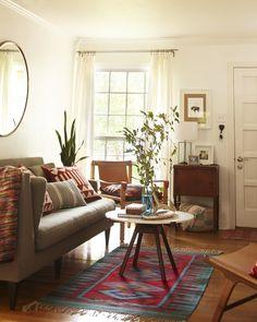 Экскурсия по дому: Богемный отвечает мкм Даллас дом   квартира терапия