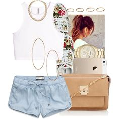 8 July, 2014, created by jamilah-rochon on Polyvore