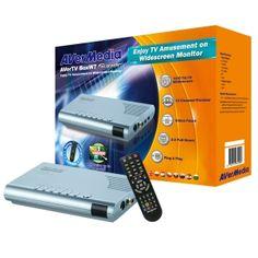AVERMEDIA DVI-BOX-W7 Monitörü Televizyona Çeviren DVI W7 External TV Kartı