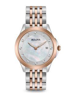 98S162 Women's Diamond Watch