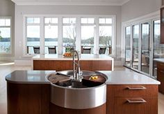 Kitchen design by Tim Odom. Click a photo to go to a slideshow...order from overseas for $15,000