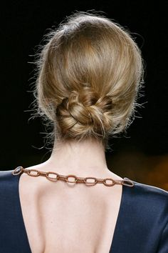 1000 images about peinados on pinterest low buns for Recogido mono bajo