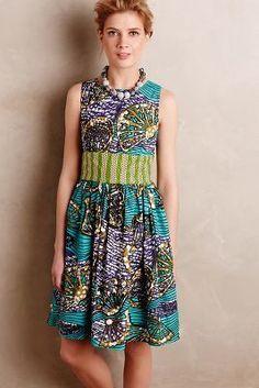 This Rwanda dress...lovely.  Mille Collines Moonrise Dress
