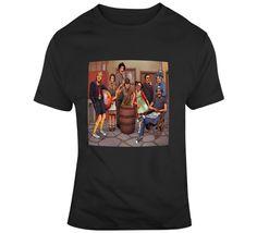 La Vecindad Del Chavo Personajes T Shirt Spanish Humor, Gifts For Friends, Shirt Style, Prints, Mens Tops, Cotton, T Shirt, Stuff To Buy, Fashion