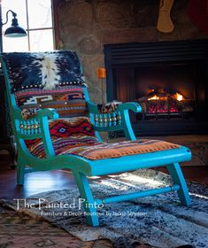 Cowhide Furniture, Cowhide Chair, Lounge Furniture, Rustic Mexican Furniture, Mexican Home Decor, Western Furniture, Southwestern Chairs, Southwestern Decorating, Style Lounge