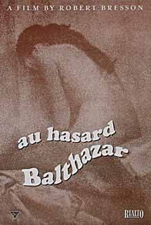 Posteritati: AU HASARD BALTHAZAR R2003 U.S. 1 Sheet (27x41) Au Hasard Balthazar, Robert Bresson, Blog, Grande, Movie Posters, Cinema, Movies, Places, Film Poster