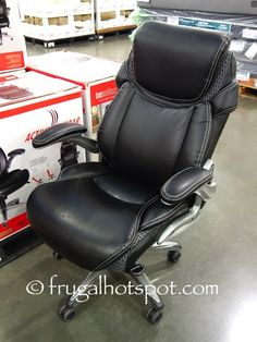 To Provide Comfort The Lumbar Zone Expands And Contracts As You Lean Forward Back Costco Has True Innovations Wellness Active