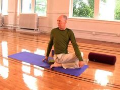 Mini Yin Yoga Practice for the Hips Yoga Video with Bernie Clark