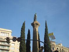 Redescubriendo Barcelona y más allá: 22/12/2015 Monumento a Mosén Jacint Verdaguer