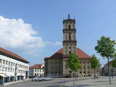 Neustrelitz - Marktplatz