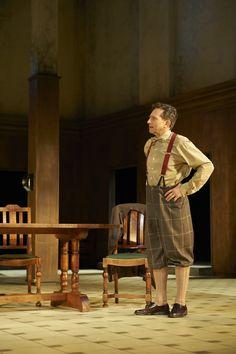 Death of a salesman. Black Swan State Theatre co. Charley Act 2. Costume design Lynn Ferguson