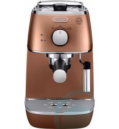 Distinta ECI l Espresso l Cappuccino l De'Longhi l Türkiye Cappuccino Coffee Maker, Best Coffee Maker, Coffee Brewer, Drip Coffee Maker, Machine A Cafe Expresso, Espresso Coffee Machine, Cheap Coffee Machines, Coffee Machine Design, Le Double