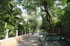 Former Residence of Salman Rushdie, Mumbai, India