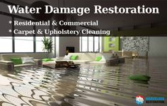 We provide emergency #WaterDamageKansas cleanup services 24 hours a day. Contact Us!