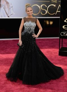 Kristin Chenoweth // that dress!!!!!!