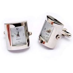 Gemelos reloj rectangular. http://www.tutunca.es/gemelos-reloj-rectangular-abombado