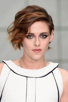 Kristen Stewart   Cortes de cabelo 2016