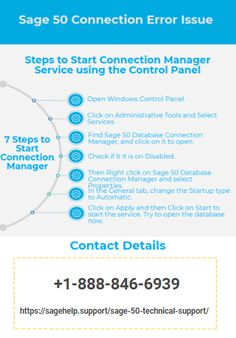 Sage 50 Technical Support by Jimmy Warner - Infogram Sage Support, Sage 50, Management, Things To Come