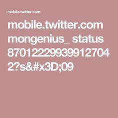 mobile.twitter.com mongenius_ status 870122299399127042?s=09
