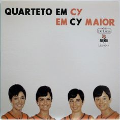 QUARTETO EM CY / EM CY MIOR / ELENCO / BOSSA / SAMBA / BRAZIL / LEXINGTON JAPAN