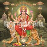 Durga - Goddess of Victory of Good Over Evil