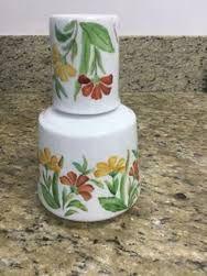 Resultado de imagem para moringas pintadas na porcelana