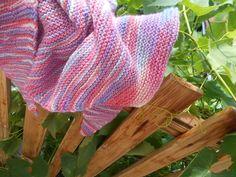 Duhový+šátek+pletený+ručně+pletený+šátek+z+jemné+pestrobarevné+melírované+příze,+nekousavý+krásně+hřejivý+délka+165+cm+výška+upr…