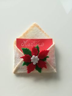 Christmas Tree Napkin Fold, Felt Christmas Ornaments, Christmas Stars, Christmas Decorations For Kids, Treble Crochet Stitch, Elegant Christmas, Xmas Crafts, Handmade Bags, Easy Crochet