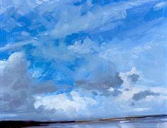 Frank Hobbs : Paintings : Maine