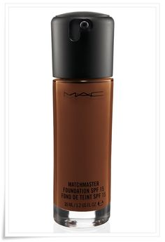 With our All Races credo, we've redefined what a perfect match should be with new Matchmaster Foundation SPF 15 technology, using translucent pigments TO Mac Matchmaster Foundation, Liquid Foundation, Makeup Foundation, Best Mac Makeup, Best Makeup Products, Mac Products, Make Me Up, Makeup Designs, Makeup Tools