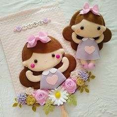 Felt Crafts, Fabric Crafts, Diy And Crafts, Felt Fabric, Fabric Dolls, Rag Dolls, Diy For Kids, Crafts For Kids, Mobiles For Kids