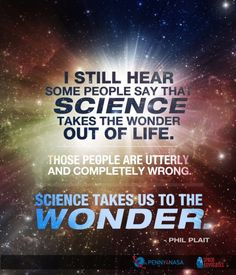 Totally agree - the more you learn, the more wondrous our Universe becomes!