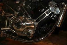 The business end of the 2014 Brough Superior Night King, Business, Store, Business Illustration
