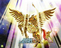 Sagittarius cloth by Libra no Genbu Cameleon Art, Golden Knights, Armor Of God, Anime, Steven Universe, Libra, Saints, Geek Stuff, Princess Zelda