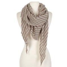 Botto Giuseppe cashmere scarf. $295. www.luxagogo.com
