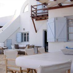 Ελληνικό σπίτι το καλοκαίρι ♥ Гръцка лятна къща | 79 Ιδέες
