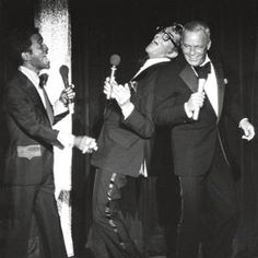 The Rat Pack, headliners