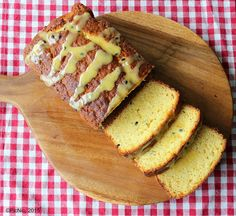 PicNic: Coconut and Passionfruit Loaf
