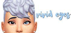 Rayleen vivid eyes