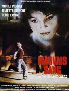 Redécouvrez la bande-annonce de Mauvais Sang ponctuée des secrets de tournage et d'anecdotes sur ce film. ☞ Mauvais Sang est un film français réalisé par L