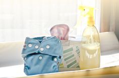One of the things that scared me the most before starting Wink in cloth diapers was trying to wrap my head around how to wash the darned things. I had read so many different washing routines. Cloth Wipe Solution, Wash Cloth Diapers, Wooden Bar Table, Globe Bar, Yellow And Brown, Bars For Home, Baby Fever, Bebe