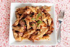 Crockpot Honey Sesame Chicken Recipe Main Dishes with boneless skinless chicken…