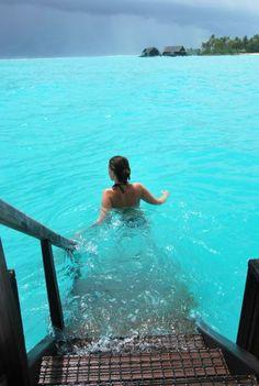 Voyage de noce : Maldives