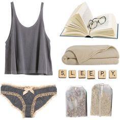 sleepy. by cauchemar-exquis on Polyvore