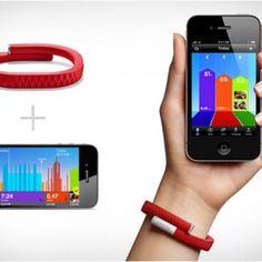 Jawbone Up   activity and sleep tracker  WANT!!!