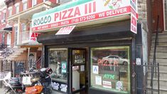 Image result for interior 1990's pizza restaurant brooklyn
