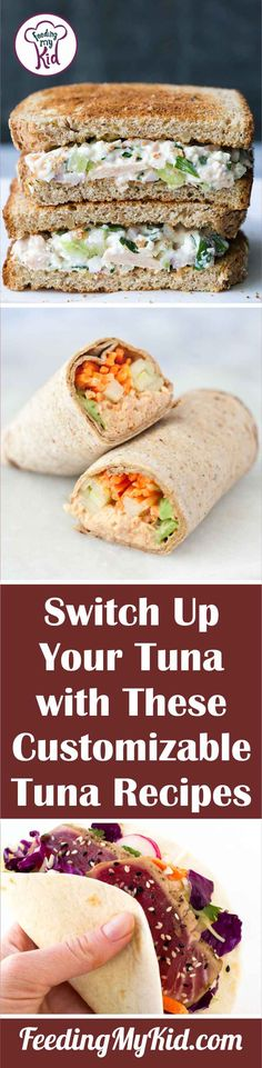 Tuna is a really versatile fish. If you're tired of the canned variety, try one of these fresh tuna recipes. You'll love the ahi tuna tacos.
