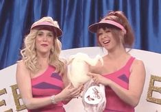Kristen Wiig couldn't keep it together: | This Supercut Of SNL Actors Breaking Character Is Amazing