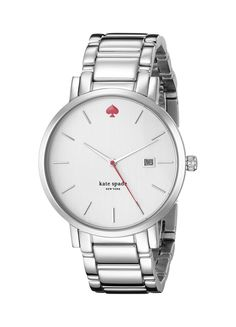 "kate spade new york Women's 1YRU0008 ""Gramercy"" Stainless Steel Bracelet Watch"